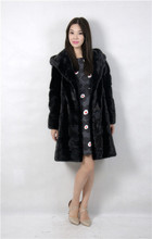2015 winter woman fashion real mink fur real mink coat 8051 90