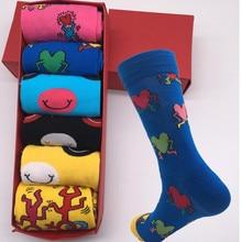 Calcetines de alta calidad para hombre, calcetín informal, alargador, sin Cajas de Regalo