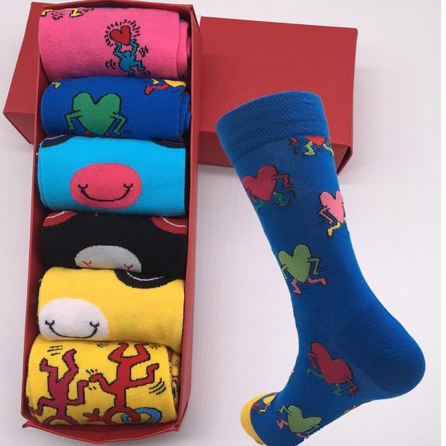Socks Mens High Quality Lengthening Fashion Casual Socks Adding Socks Latest Styles Clothing No Gift Boxes