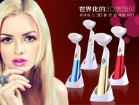 3D Wash Face Instrument Electric Cleaning Wash Face Instrument Pore Cleaner Facial Cleaning Wash Brush
