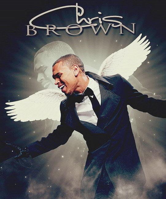 28 Chris Brown - American R&B Kings Music Dancer Art 14x17 Poster