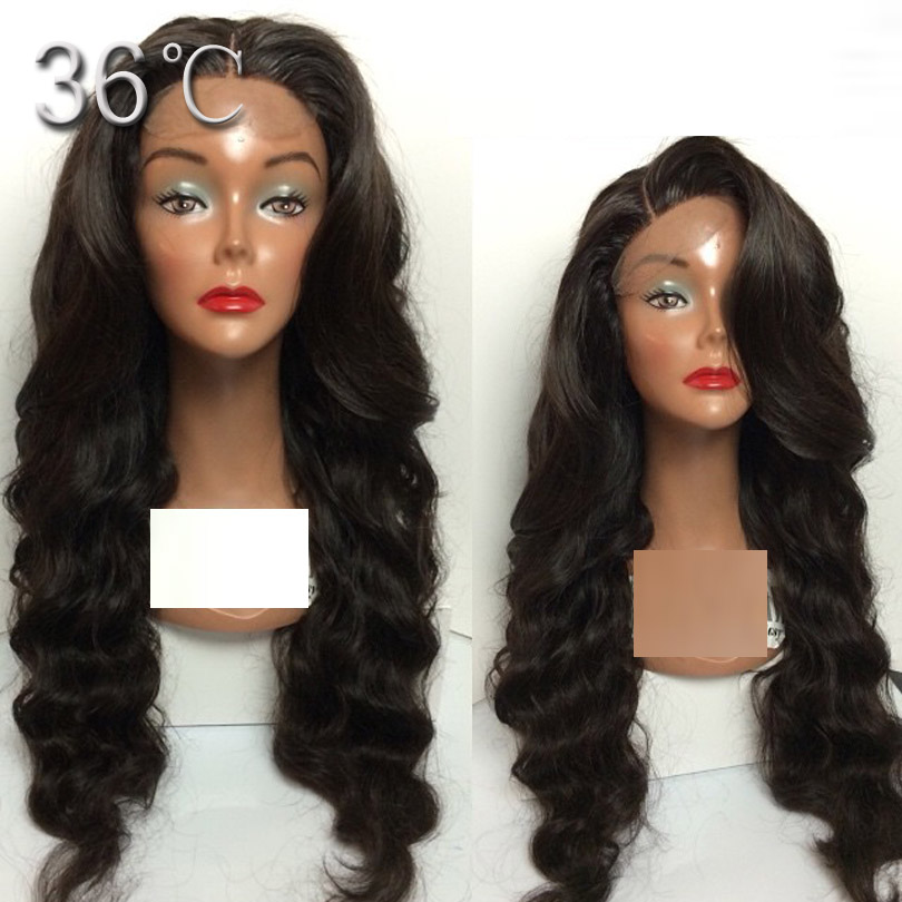 sexy180 heavy density human hair wigs long