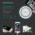 4 Ports 2A Charger + USB Hub 3.0 Data Transmission Nillkin Multifunctional Qi Wireless Charger For Samsung Galaxy S6 S7 Edge