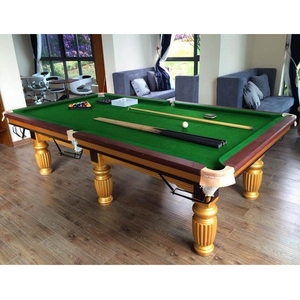 Image 2 - 9 ft Professional Pool Table Felt Snooker Accessories Billiard Table Cloth Felt for 9ft Table For Bars Clubs Hotels Used Wool
