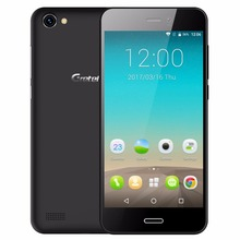 Gretel A7 Mobile téléphone 4.7 pouce HD IPS MT6580 Quad Core Android 6.0 1 GB RAM 16 GB ROM 8MP Cam 2000 mah Batterie 3G WCDMA Smartphone