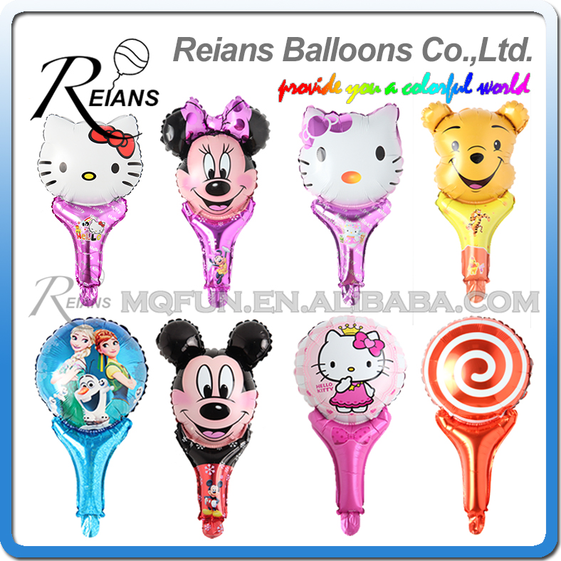 Ballons & Accessories Collection Here Wholesales 200pc Guitar Foil Cartoon Globos Air Balls Kids Toys Happy Birthday Balloon Decoration Inflatable Toys Party Supplies