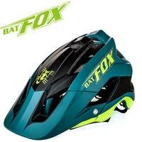 2019 nova moldagem geral capacete de bicicleta ultra leve capacete de alta qualidade mtb capacete de bicicleta casco ciclismo 7 cores bat raposa dh am|Capacete da bicicleta| |  -