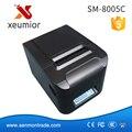 80mm USB/Ethernet Impresora de Recibos Térmica Barato POS Bill Impresora de La Industria, impresora Térmica Con El Japonés de Corte 260mm/seg