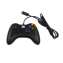 Wholesale prices USB Wired Game Controller Shaking Gamepad Joypad Joystick For PC Computer Laptop for Raspberry Pi 3
