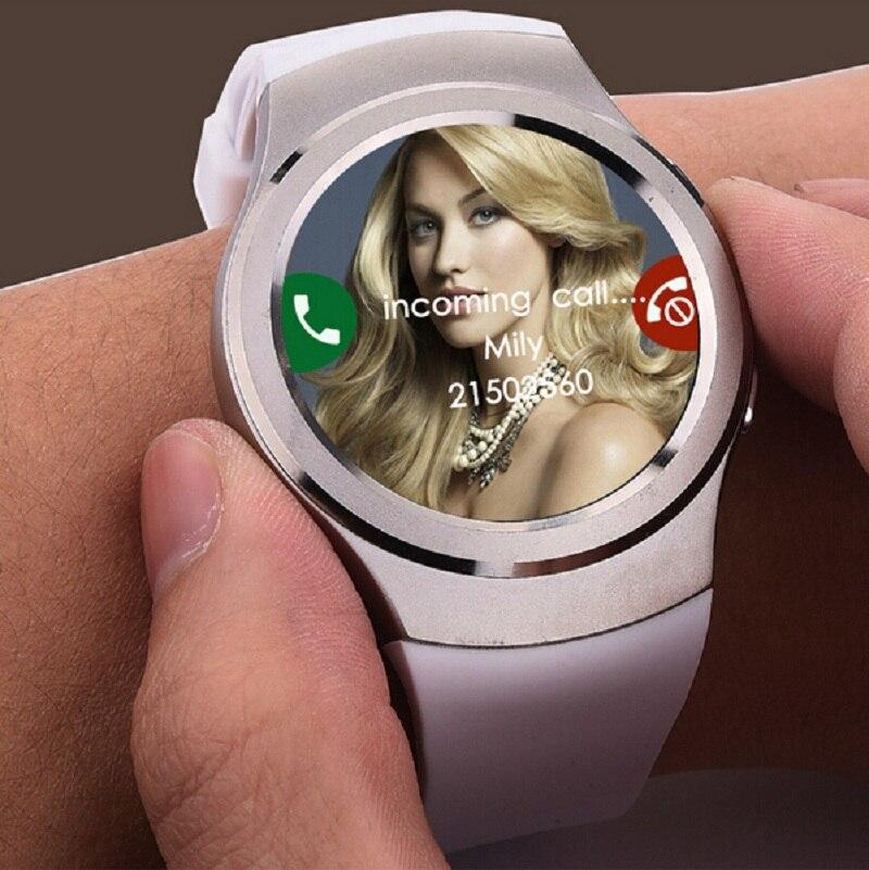 2016 Hot Bluetooth Smart Watch Sport Full HD Screen SIM TF card font b smartwatch b