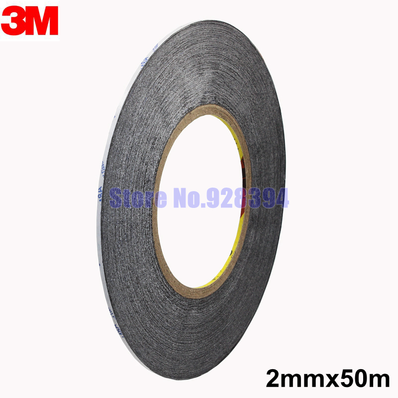 3m 9448a Black Double Sided Tissue Tape Repairing Cellphone Touch Screen Lcd Led Display
