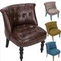 Estilo americano Retro Cadeira Giratória Cadeiras Sofá Moderno Sala de Mobiliário Móveis Para Casa