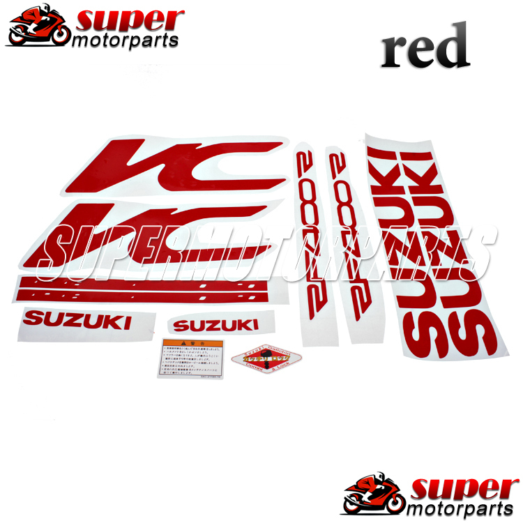 Compare Prices On Suzuki Racing Stickers Online ShoppingBuy Low - Stickers for motorcycles suzuki