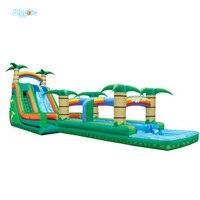 Inflatable biggors аквапарк слайд гигантские надувные водные горки для удовольствия
