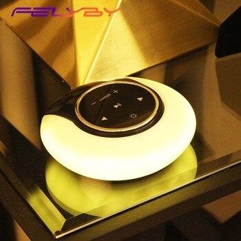 FELYBY table lamp bluetooth speaker smart touch atmosphere light bluetooth speaker bluetooth speaker