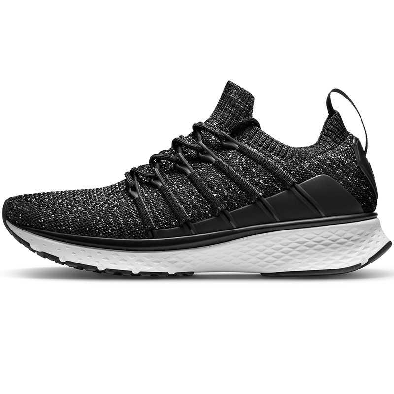 Orijinal Xiao mi mi jia Sneakers 2 erkek spor açık ayakkabı mi akıllı sneaker elastik örgü nefes Vamp koşu ayakkabıları