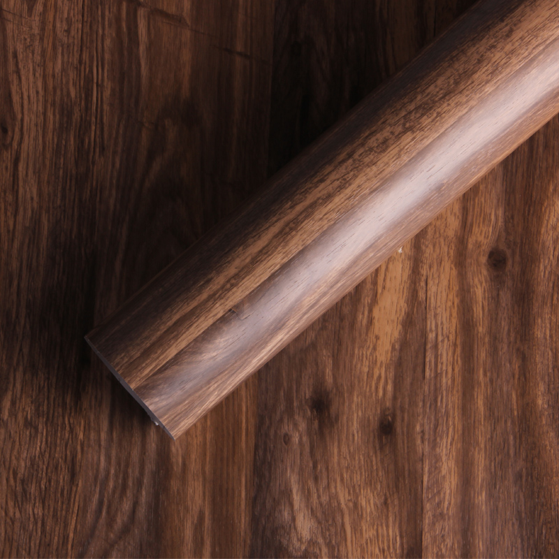 124cmx50cm pvc wallpaper wood grain paper furniture stickers door stickers wood kitchen cabinet. Black Bedroom Furniture Sets. Home Design Ideas