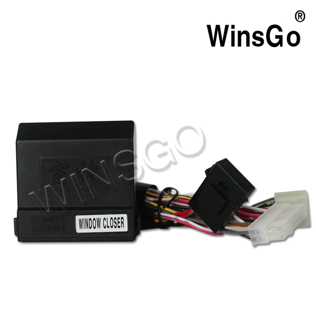 WINSGO Auto Car Window Closer Relay For Nissan Teana/Tidda/X-Trail/Sylphy/March/Qashqai/Sunny/Quest/Murano