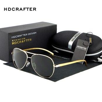 Men's Sunglasses With Aluminium Frame