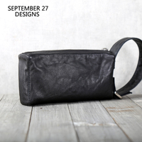 Genuine Leather Men Phone Wallet Casual Clutches Bag Handmade Luxury Male Purses Large Capacity Travel Money Bag Long Wallets|Wallets|   -