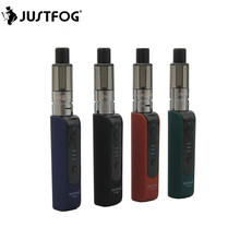 Original Electronic Cigarette Justfog P16A Kit 900mah Battery with Clearomizer Tank 2ML Vape Pen Vaporizer Kit vapeador to Vape(China)