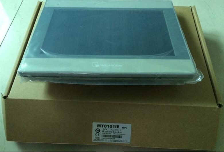 WEINVIEW MT8101IE MT8100I Touch Screen 10 inch HMI New