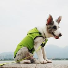 BlackDoggy Autumn/Winter breathable pets clothes wear-resistant warm waterproof dog outdoor coat jacket xxl easy wear VC14-JK007