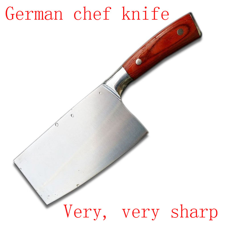 Quality stainless steel Japanese style cook cooking present slicing chef multifunctional blade font b knife b