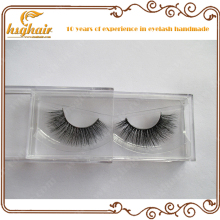 1 Pairs Women False Eyelashes Black Handmade Long Thick 3D Natural Fake Eye Lashes Extension Makeup Beauty Tools