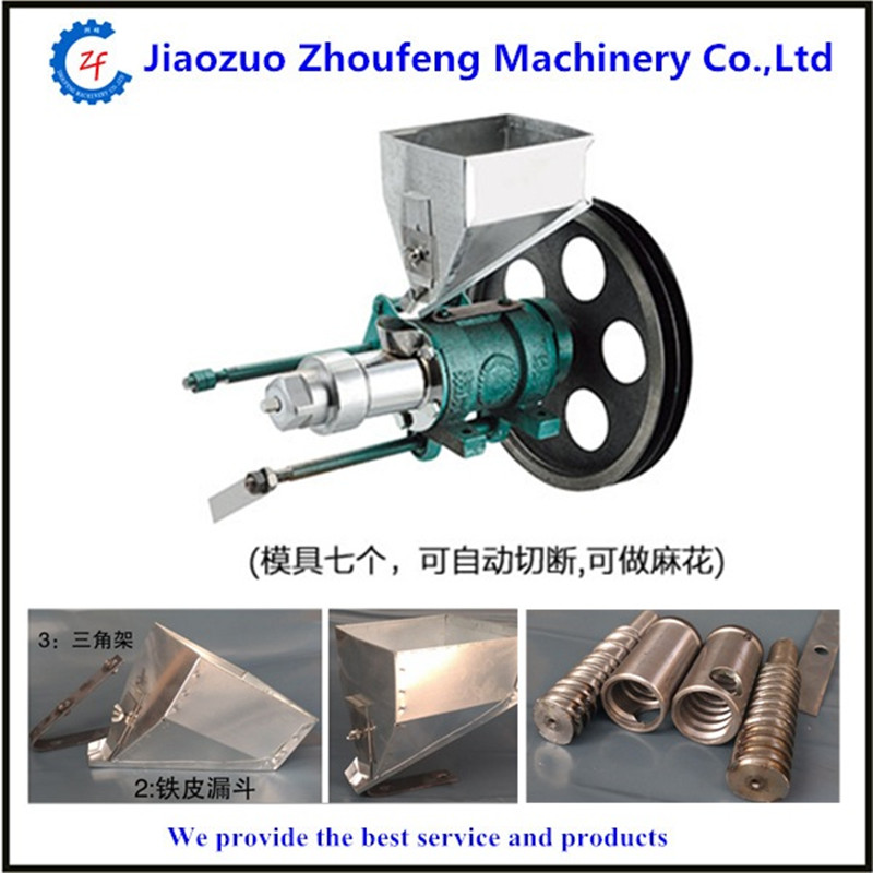 Corn and rice puffing machine small cereal bulking machine puffed maize puff snacks extruder making machine ZF puffed maize or rice food extrusion machine with 7 molds puffed corn bulking snacks making machine zf