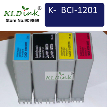 4pcs of BCI-1201 Ink Cartridges for N1000 and N2000 Series