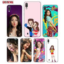 цена на Transparent Soft Silicone Phone Case soy luna frosted softness for Samsung Galaxy S10 S10e S10 Plus S10+ M10 M20 Cover