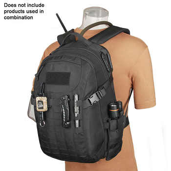E.T Dragon Tactical Molle Backpack 38L 900D Fabric Military Unisex Molle Bag CB Color Waterproof Bags Solid Hunting Bag PP5-0069 - DISCOUNT ITEM  15% OFF Sports & Entertainment