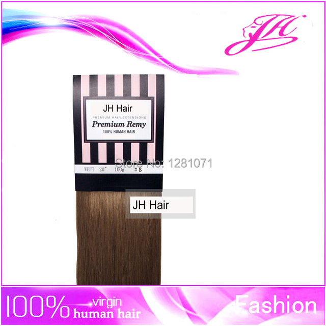 2144a79ad7e5 Wholesale jianhua hair products 3.5 oz cheap 5a light brown straight  brazilian virgin remy human hair extensions