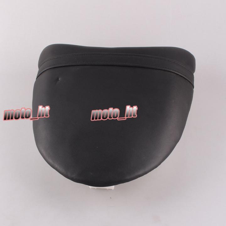 Rear Back Passenger Seat Pillion Cushion For KAWASAKI Ninja ZX10R 2004 2005 Black