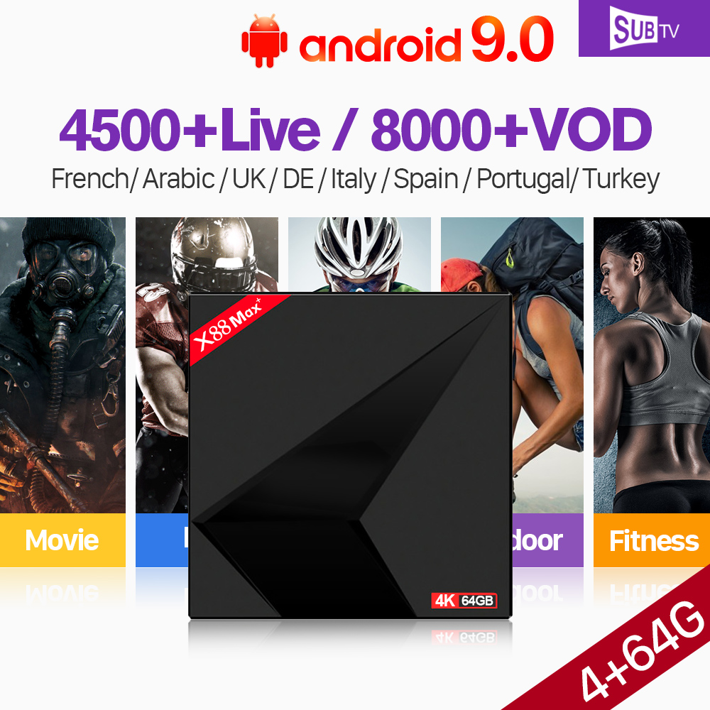 Cheap product tv box android 9 0 in Shopping World