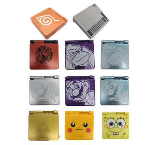Image 2 - 5sets For GBA SP Full  Housing Shell Case Cover Replacement for Gameboy Advance SP