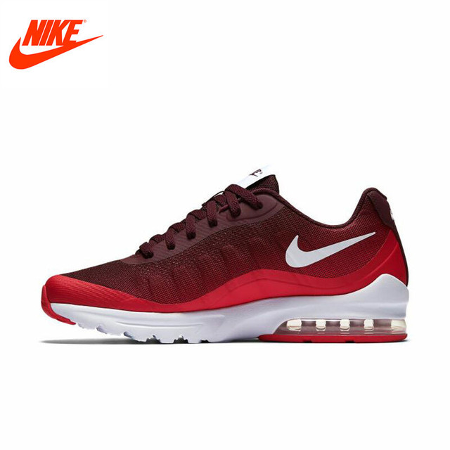 new styles b913c f16ad ... cheap intersport original nike breathable air max invigor print mens  running shoes sneakers outdoor walkng jogging