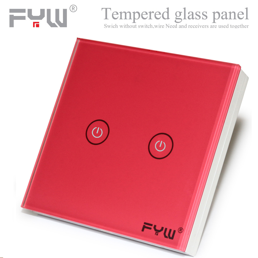 FYW Brand Wireless Remote Control Touch Switch stable and reliable ...