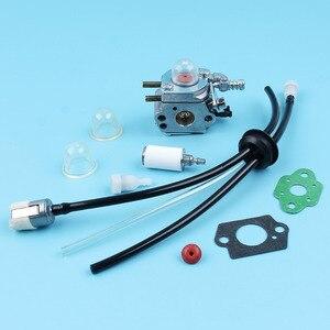 Image 2 - キャブレター燃料フィルターラインベントプライマー電球キット用エコーSRM2100 gt2000 GT2100 PAS2000トリマーzama C1U K29 C1U K47 C1U K52
