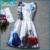 2016 Verano Ropa de Las Muchachas Vestidos Para Niña de La Mariposa Impresa Flor Sin Mangas Vestidos de Niña Adolescentes Vestido de Fiesta Formal