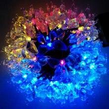 YIYANG Novelty Outdoor Lighting Strings 10M 60 LEDs Solar La