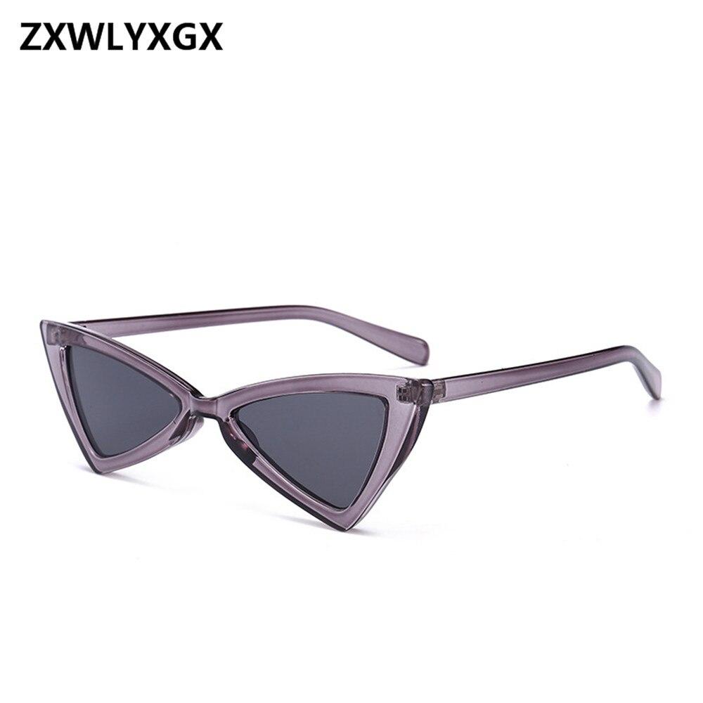 e287aad1ba7cc ZXWLYXGX Do Vintage Óculos De Sol Das Mulheres Marca de Luxo Designer de  Óculos de Sol Do Olho de Gato Retro Pequeno Red ladies Eyewear oculos de  Óculos De ...