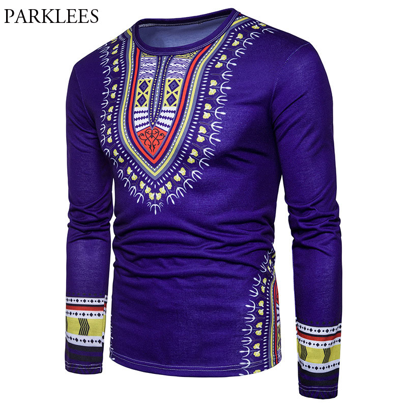 New men s african dashiki t shirt 2018 brand design for Name brand t shirts on sale