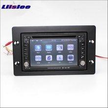 Liislee для SAAB 9-5 2006~ 2012 радио CD DVD стерео плеер и gps Navi навигационная система/двойной Din автомобильный аудио установочный набор