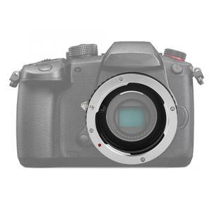 Image 3 - Metalu instrukcja adapter obiektywu pierścień dla Minolta soczewki af, aby pasował do M4/3 do montażu kamery dla Olympus E P1 E P2 dla G1 GF1 obiektyw