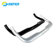 Здесь можно купить  31.8*420mm Fixed Gear Road Bicycle TT Handlebar Aircraft Pattern Aluminum Alloy Rest Handlebars CBH015  Cycling