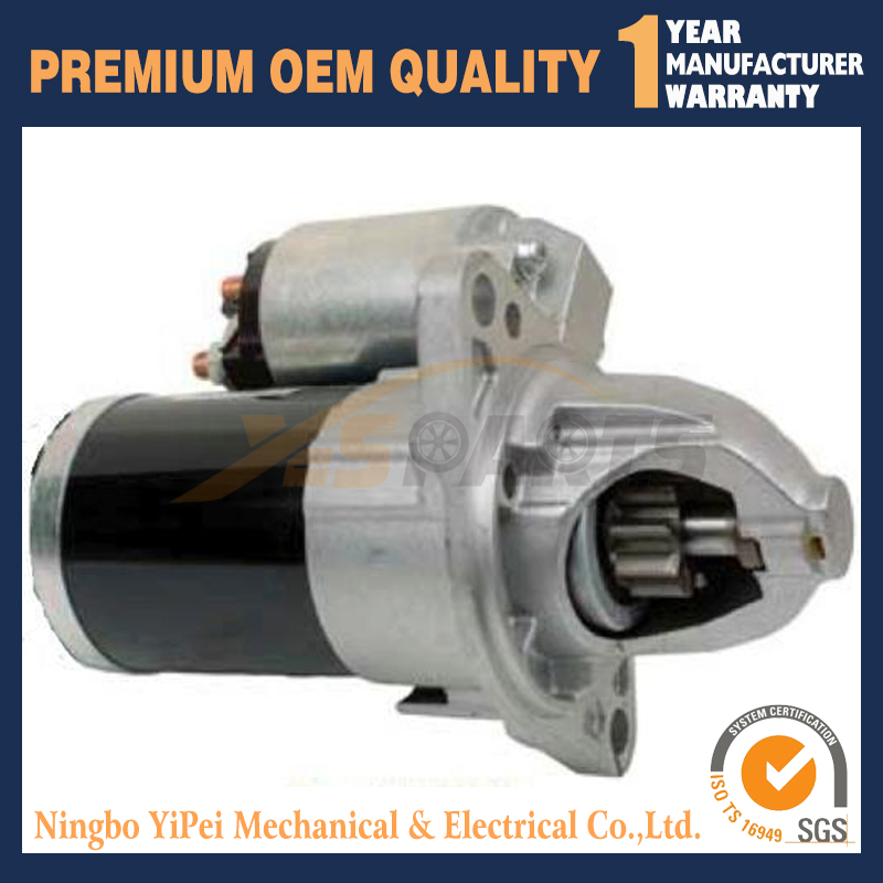 23300-AA420 12V 1KW NEW STARTER MOTOR FOR SAAB SUBARU IMPREZA 2.0L 2.5L 12v 4kw new starter motor for ford f e series tg228000 8420