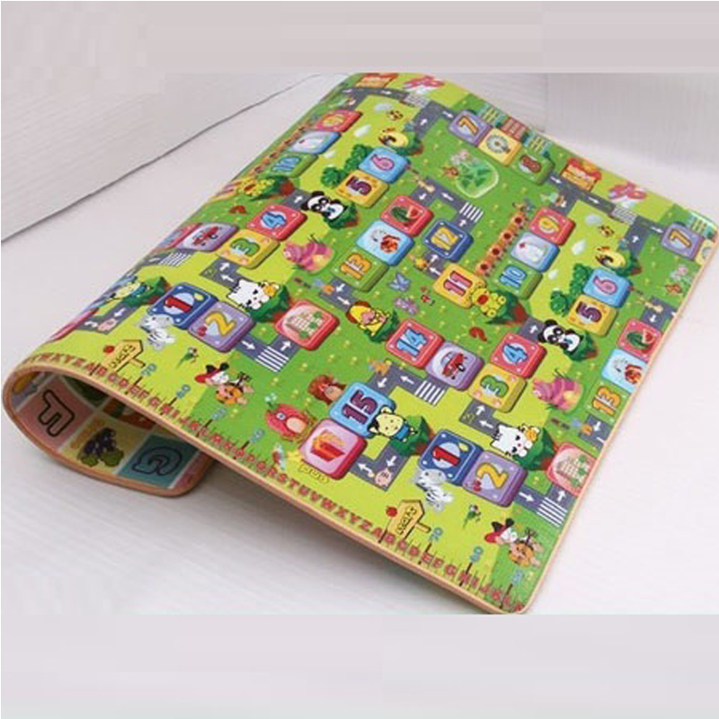 Play Mats 1cm 2 cm thickness Kids Rug Developing Mat for Children Carpet for Children Rugs Baby Mats Toy for Newborns Eva Foam living room rug carpet for kids baby play mat 180 200 2cm children developing rug puzzle thickend foam coral velvet