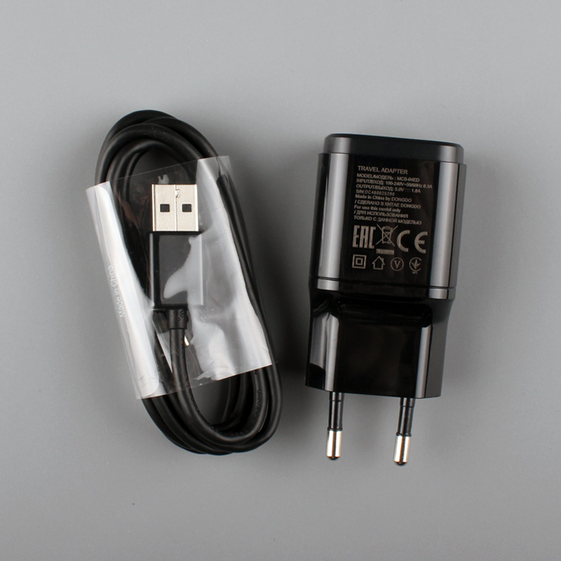 Wall Charger US Plug 1.8A Travel Adapter +Cable for LG G3 LS740 LS740 P705 F100S F200 F240